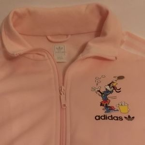 Adidas Disney Jacket Pink